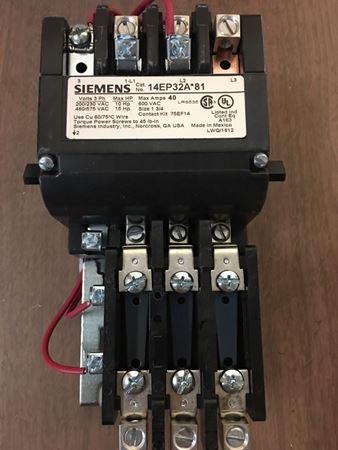 Picture of 14EP32AA81 - Siemens Motor Starter