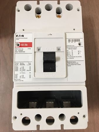 Picture of KD3400 - EATON / Cutler-Hammer Circuit Breaker