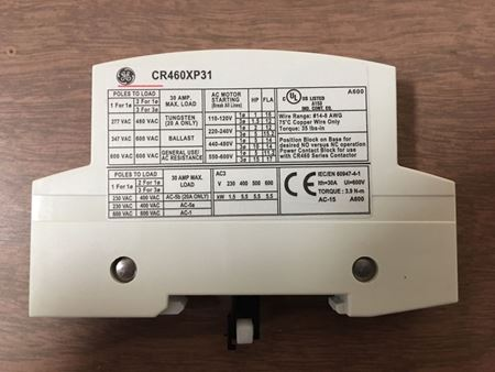 Image of a CR460XP31 power pole kit