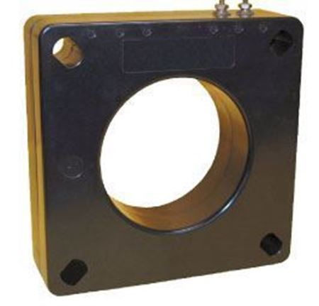 GE Model 100-102 600 Volt Current Transformer