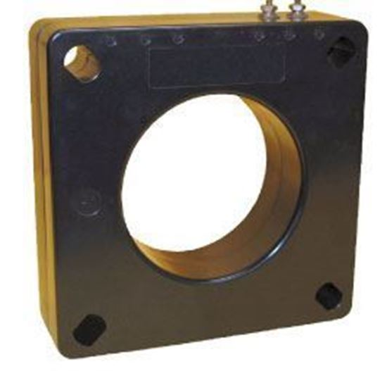 GE Model 100-202 600 Volt Current Transformer