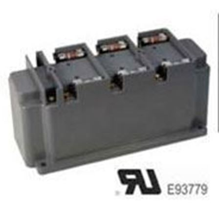GE Model Model 3VTN460-300F 600 Volt Voltage Transformer For Neutral Connection