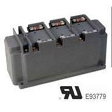 GE Model 3VTN460-120FF 600 Volt Voltage Transformer For Neutral Connection