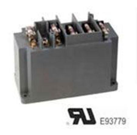 GE Model 2VT460-208FF 600 Volt Voltage Transformer For Open Delta Connection