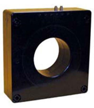 Image of a GE Model 309-301 medium voltage switchegear transformer