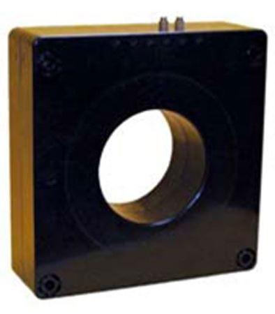 Image of a GE Model 309-751 medium voltage switchegear transformer