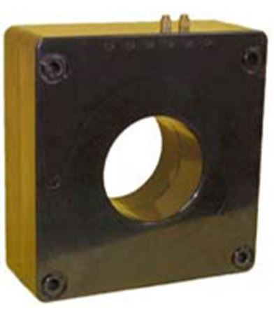 Image of a GE Model 307-202 medium voltage switchegear transformer