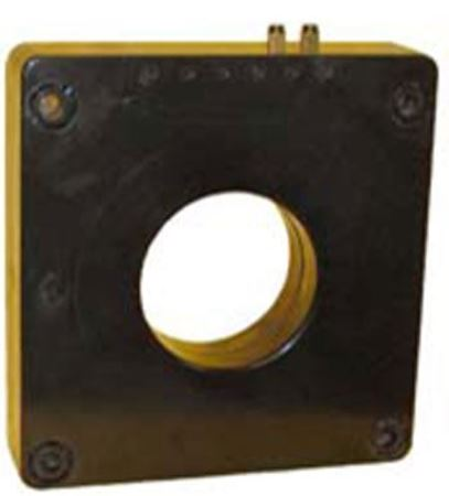 Image of a GE Model 306-202 medium voltage switchegear transformer