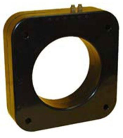 Image of a GE Model 142-101 medium voltage switchegear transformer