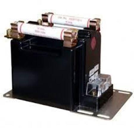 Image of a GE Model PTG3-2-60-242FF voltage transformer