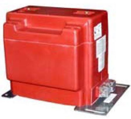 Image of a GE Model PTG4-1-75-422S voltage transformer