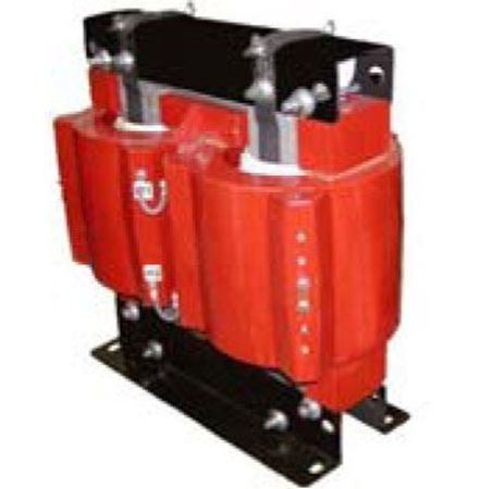 Image of a GE Model CPTN5-95-25-1442A control power transformer