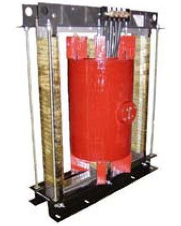 Image of a GE Model CPTD5-95-50-1442B control power transformer