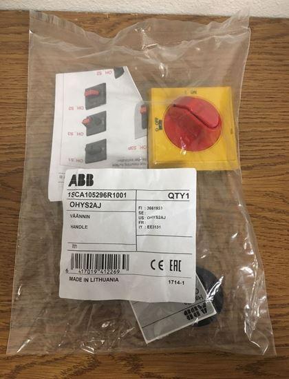 the package of an ABB OHYS2AJ Handle