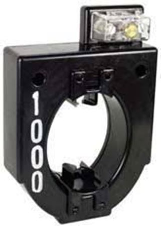 a GE JAB-0CV 750X236208 600 Volt Current Transformer