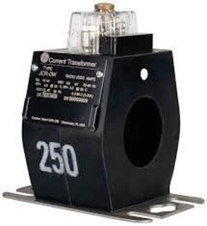 Image of a GE JCR-0W 750X134613 600 Volt Current Transformer