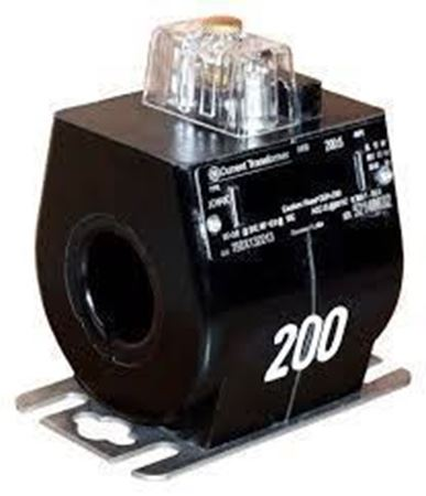 Image of a GE JCW-0C 750X132206 Volt Current Transformer
