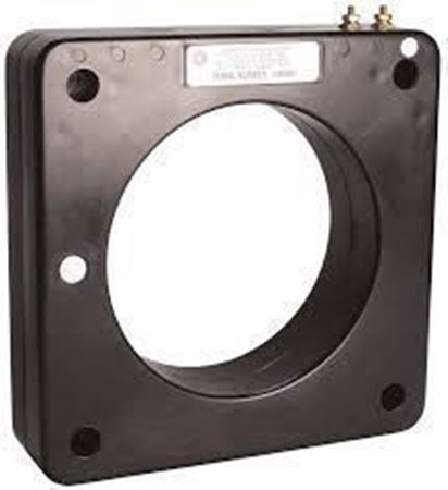 Image of a GE JAH-0C 750X114004 600 Volt Current Transformer