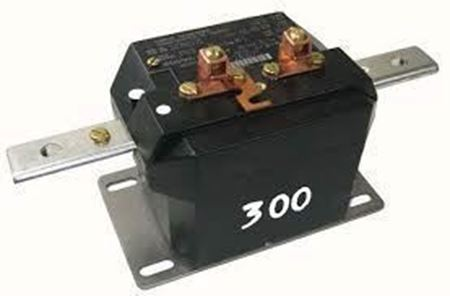 GE Model CTM-0C Double Bar 440-002 600 Volt Current Transformer