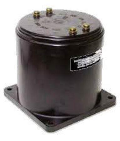 GE Model JAR-0C 750X101060 Auxiliary CT 600 Volt Current Transformer