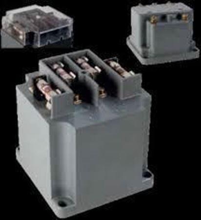 Picture of GE Model JE-27C 760X190002 600 Volt Voltage Transformer
