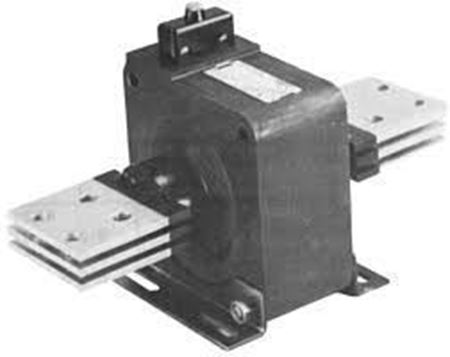 Picture of GE Model JCM-2 752x020003 Medium Voltage Current Transformer 2.5kV, 45kV, 1200-4000A