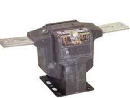 Picture of GE Model JKS-3 753x001025 Medium Voltage Current Transformer 5kV, 60kV BIL, 15-800A