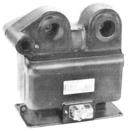 Picture of GE Model JKM-95 755X044011 Medium Voltage Current Transformer 15kV, 95kV BIL, 5-200A