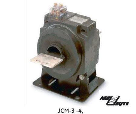 Picture of GE Model JCM-3 753X020003 Medium Voltage Current Transformer 5kV, 60kV BIL, 600-4000A