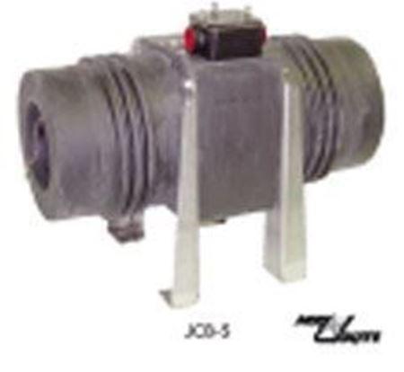 Picture of GE Model JCB-5 755X021009 Medium Voltage Current Transformer 15kV, 110kV BIL, 600-4000A