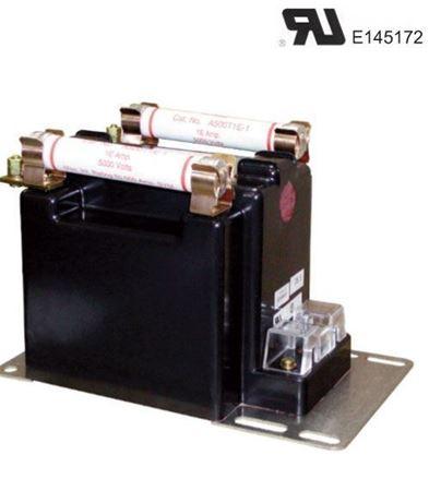 Picture of GE Model JVM-2C/3C 763X121040 Medium Voltage Voltage Transformer 60kV BIL, 2400-4800V