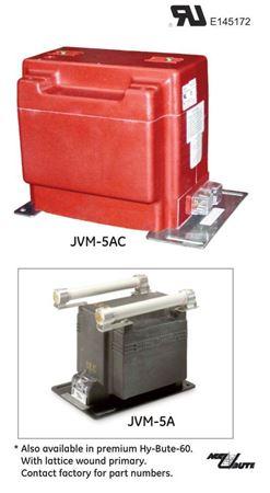 Picture of GE Model JVM-5AC 765X123013 High Acc Medium Voltage Voltage Transformer 75-110kV BIL, 4200-14400V