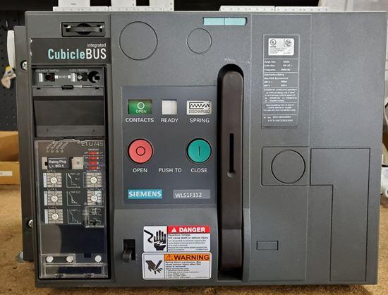 Picture of SIEMENS S1F312NCXXXXXXN Air Circuit Breaker