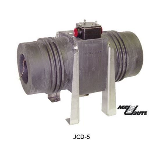 Picture of GE Model JCD-3 753X031013 Current Transformer