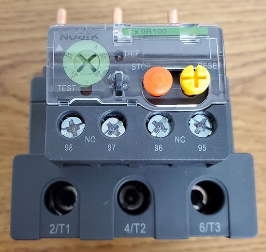 Picture of 1420027 - Noark EX9R100B50A IEC Overload Relay