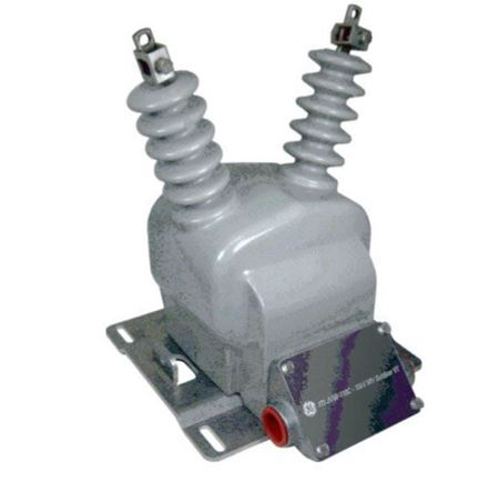 Picture of GE Model JVW-110C 765C131103 Voltage Transformer