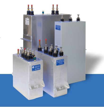 Picture for category Induction Heating and Melting Capacitors