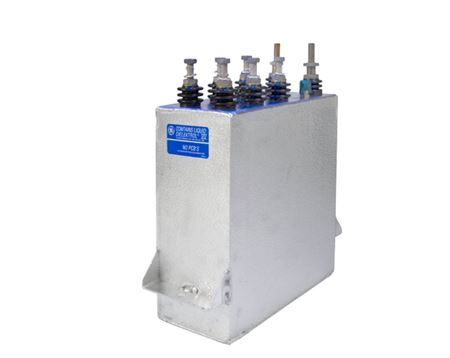 Picture of GE 16L0375WH3 - AC Air Cooled Capacitor