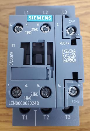 Picture for category Electrically Held Lighting Contactor - LE Class