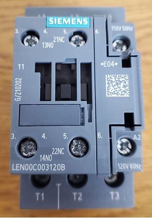 Picture of LEN00C003120B - SIEMENS Electrically Held Lighting Contactor