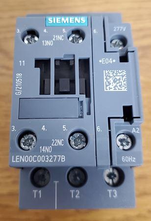 Picture of LEN00C003277B - SIEMENS Electrically Held Lighting Contactor