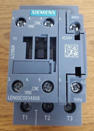 Picture of LEN00C003480B - SIEMENS Electrically Held Lighting Contactor