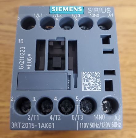 Picture of 3RT2015-1AK61 - SIEMENS Contactor