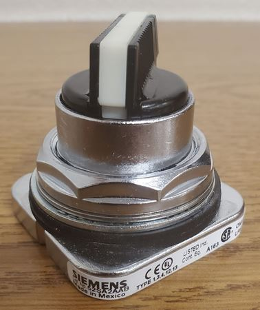 Picture of 52SA2AAB - SIEMENS Selector Switch