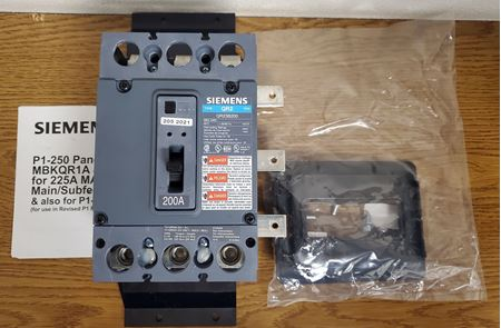 Picture of MBKQR3200A - SIEMENS Low Voltage Breaker Mounting Kit